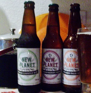 Cheers to New Planet Beer! | The Cheeky Celiac
